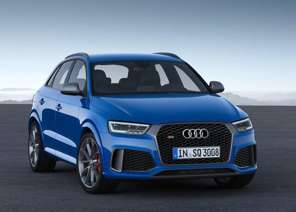 Audi RS Q3 2020, Kuwait