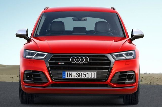 Audi SQ5 2020, United Arab Emirates