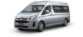 Toyota Hiace 2020, Oman, 2019 pics migration