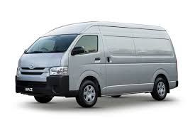 Toyota Hiace 2020, United Arab Emirates