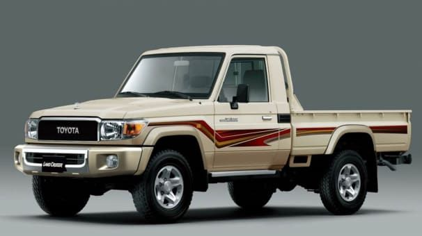 Toyota Land Cruiser Pick Up 2020, Qatar