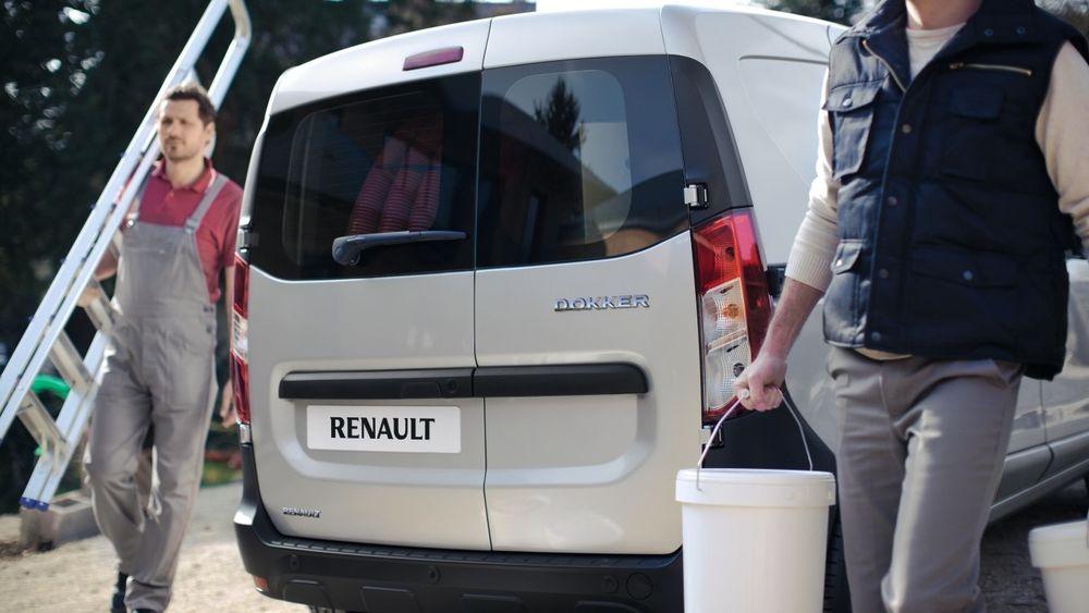Renault Dokker Van 2020, Saudi Arabia