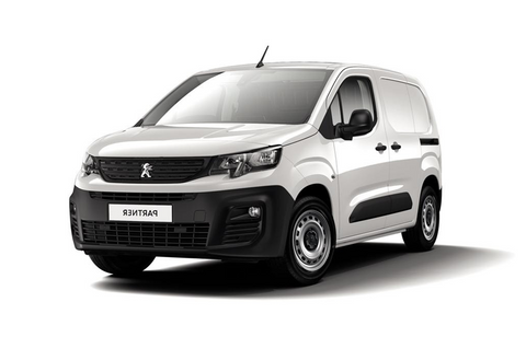 Peugeot Partner 2020, United Arab Emirates