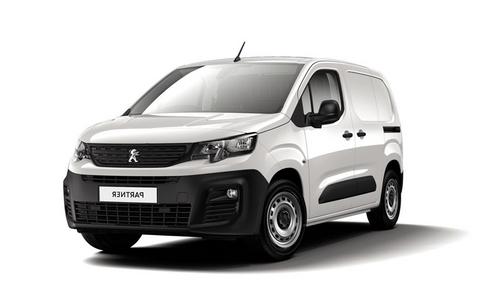 Peugeot Partner 2020, Saudi Arabia