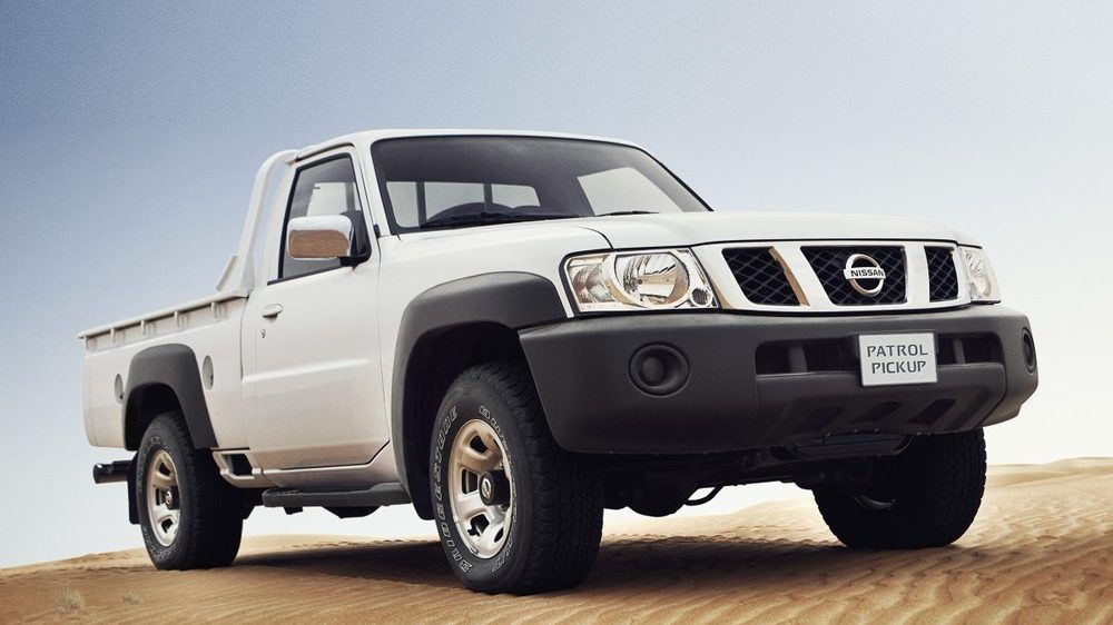 Nissan Patrol Pick Up 2020, Kuwait
