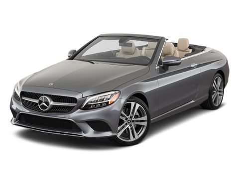Mercedes-Benz C Class Cabriolet 2020, Qatar