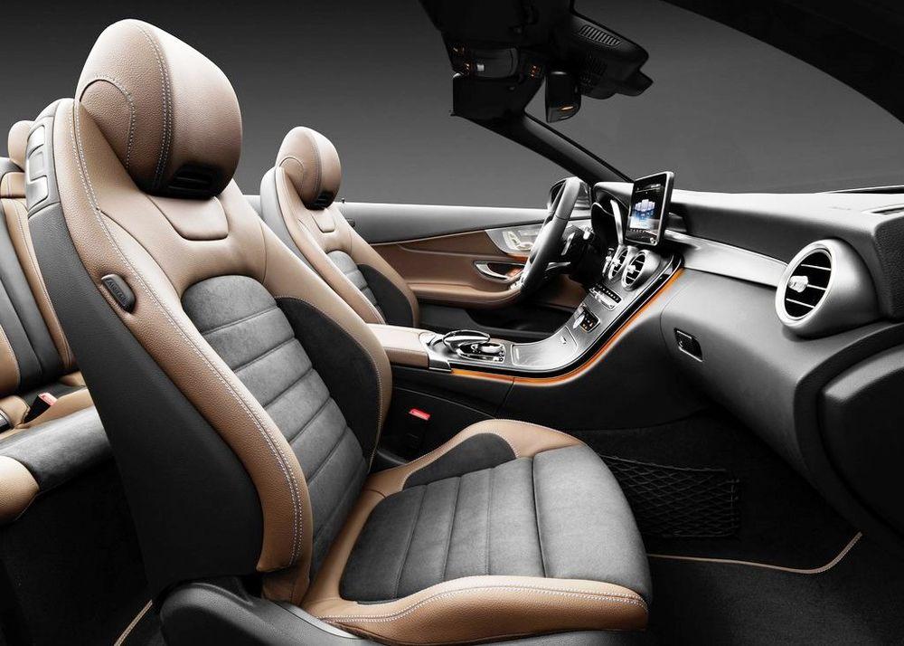 Mercedes-Benz C Class Cabriolet 2020, Bahrain