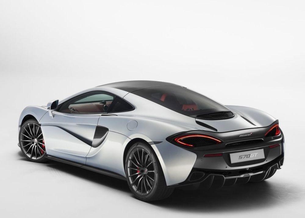 McLaren 570 GT 2020, Qatar