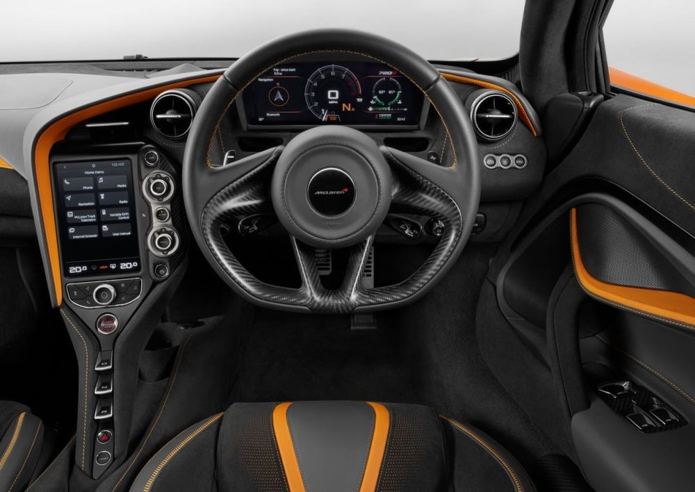 McLaren 720S 2020, United Arab Emirates