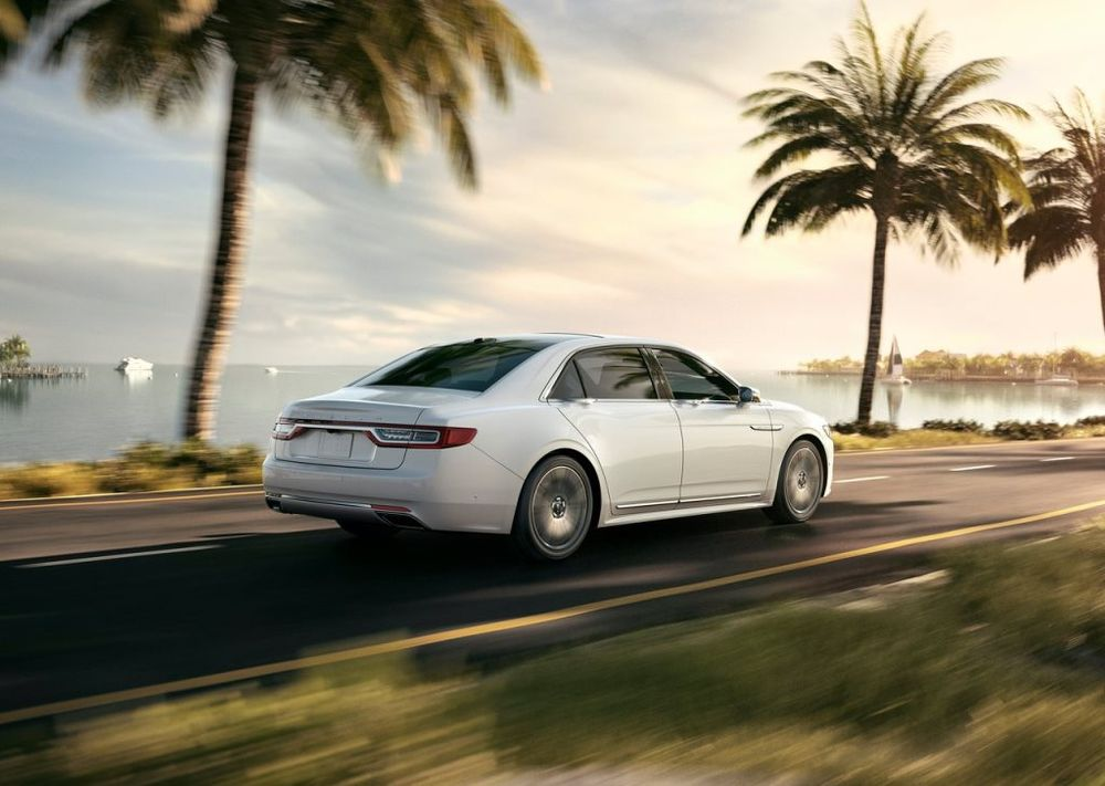 Lincoln Continental 2020, United Arab Emirates