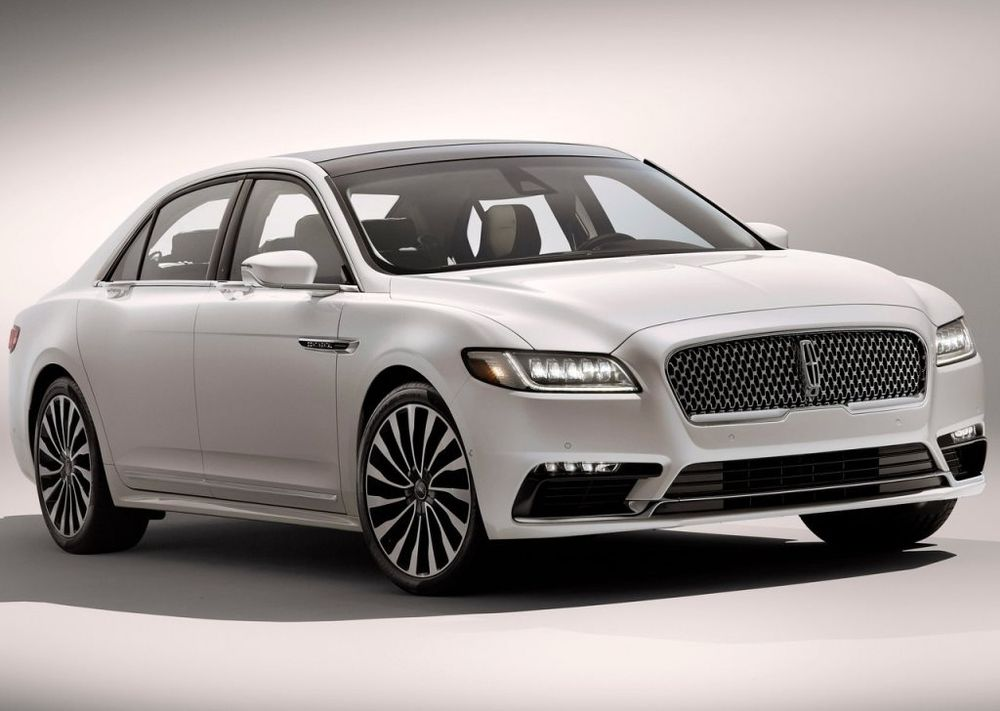 Lincoln Continental 2020, Saudi Arabia