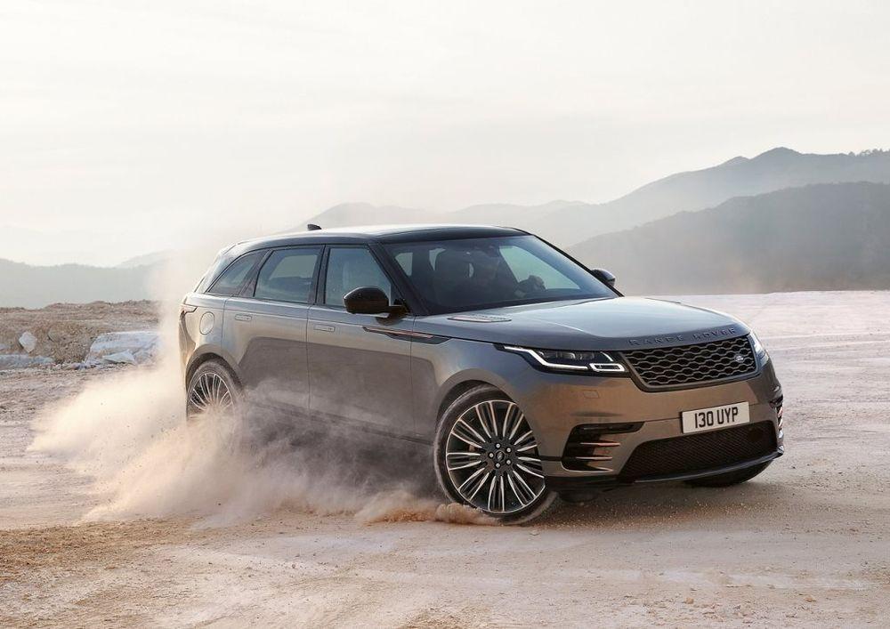 Land Rover Range Rover Velar 2020, United Arab Emirates
