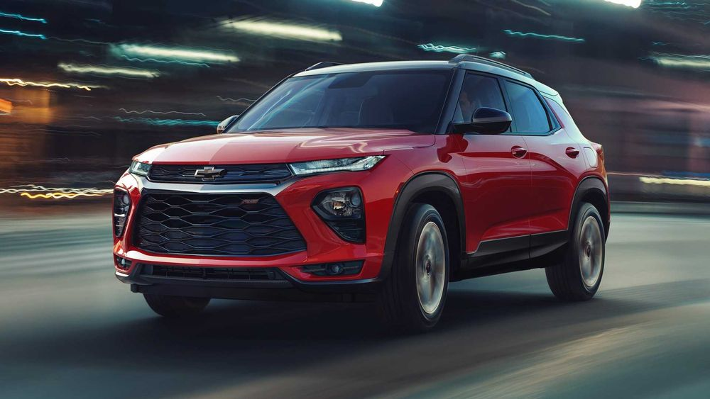 Chevrolet Trailblazer 2020, Qatar
