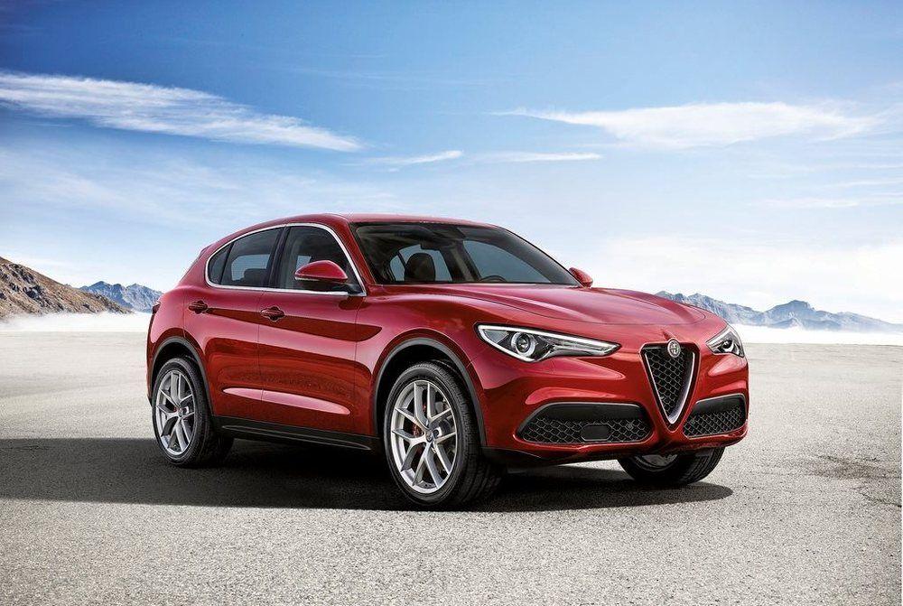 Alfa Romeo Stelvio 2020, Egypt