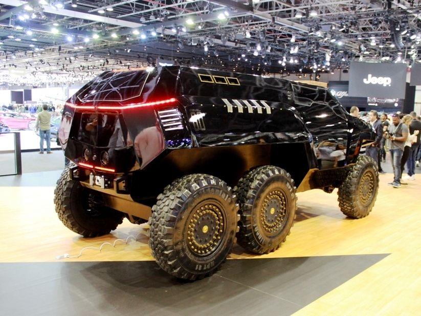 ديفيل 60 2020, الإمارات
