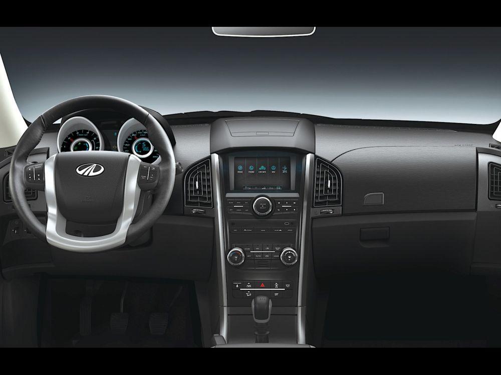Mahindra XUV500 2020, Qatar