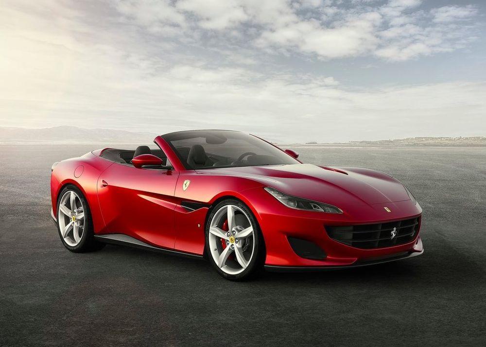Ferrari Portofino 2020, Kuwait