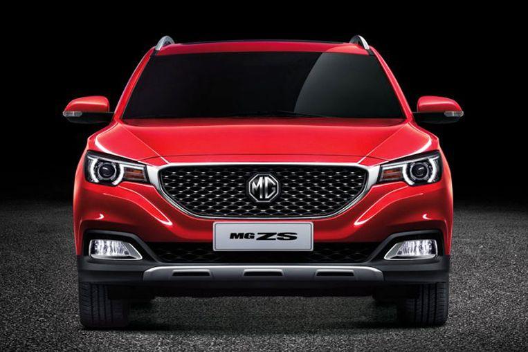 MG ZS 2020, Qatar