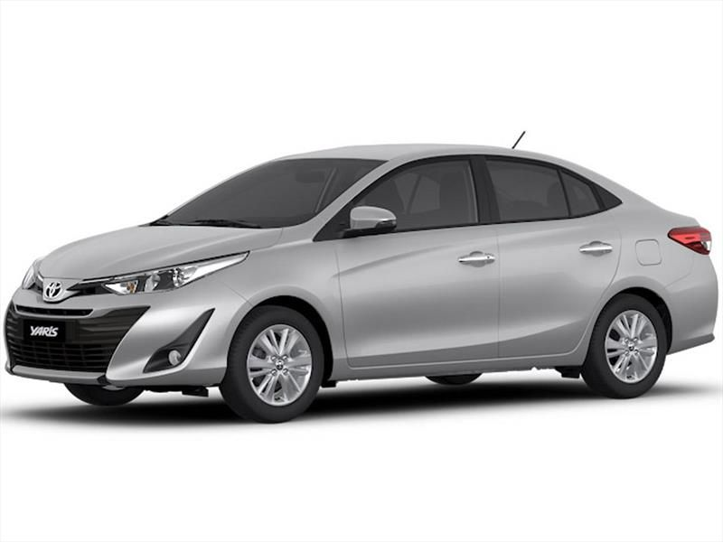 Toyota Yaris Sedan 2020, Bahrain