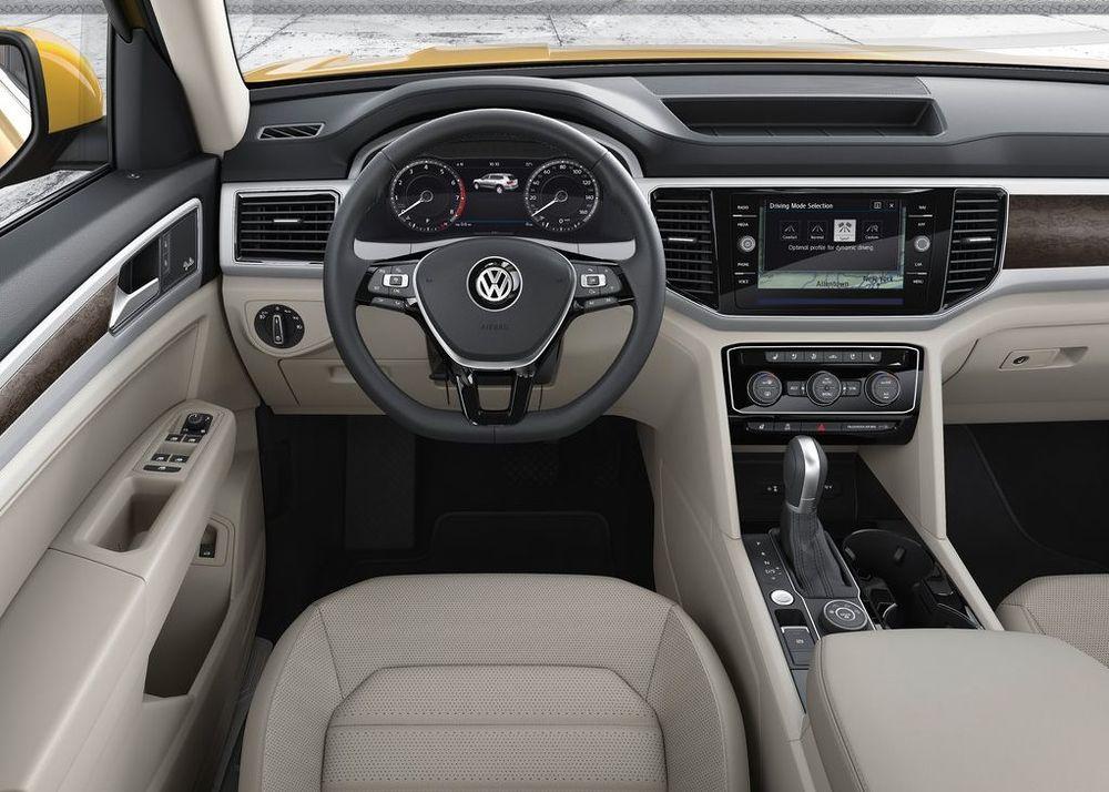 Volkswagen Teramont 2020, Qatar