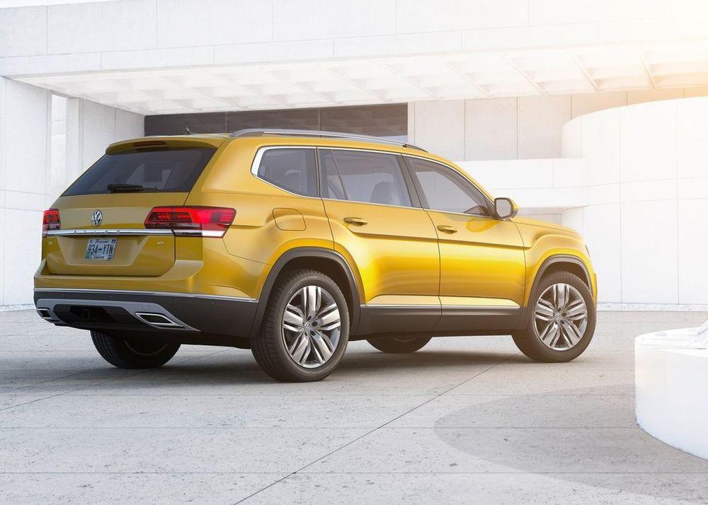 Volkswagen Teramont 2020, Saudi Arabia
