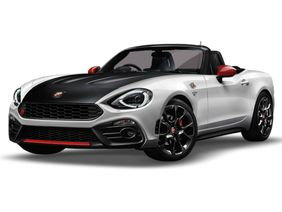 Abarth 124 Spider 2020, United Arab Emirates, 2019 pics migration