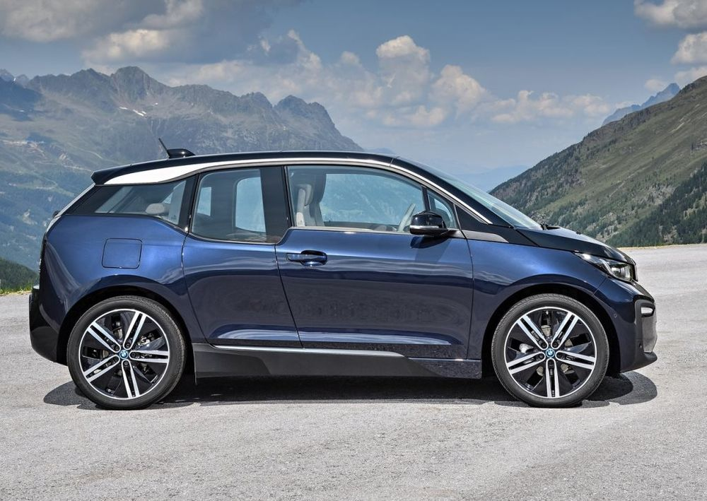 BMW i3 2020, Egypt