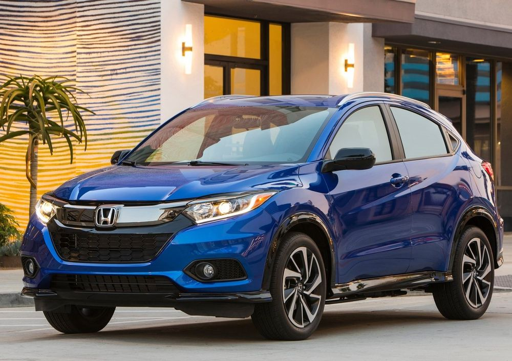 Honda HR-V 2020, United Arab Emirates
