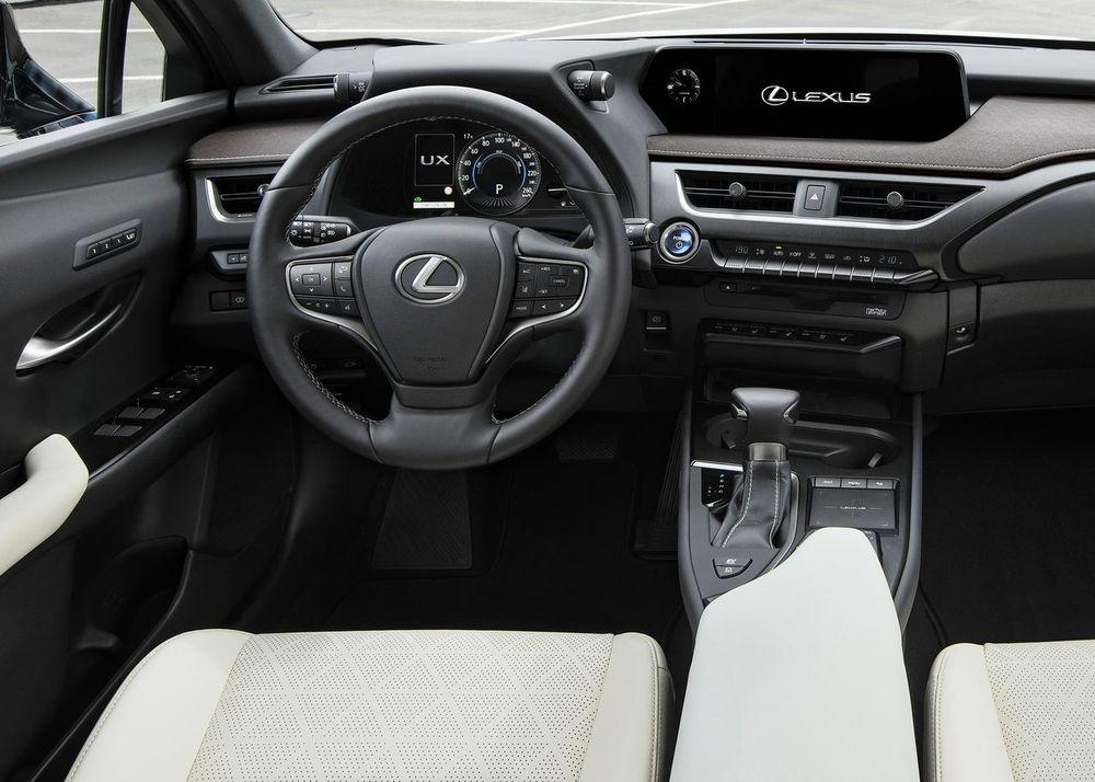 Lexus UX 200 2020, Qatar