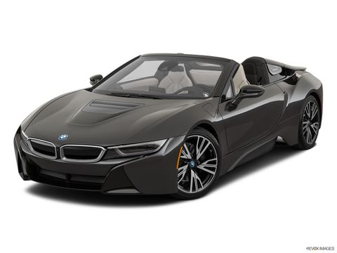 BMW i8 Roadster 2020, Saudi Arabia
