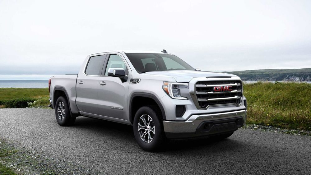 GMC Sierra 2020, United Arab Emirates
