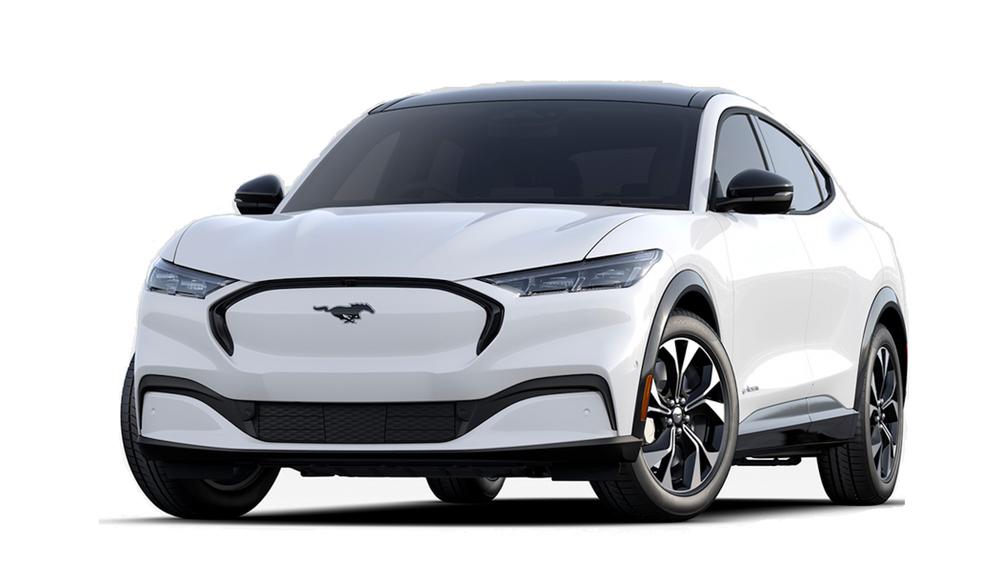 فورد Mustang Mach-E 2020, oman