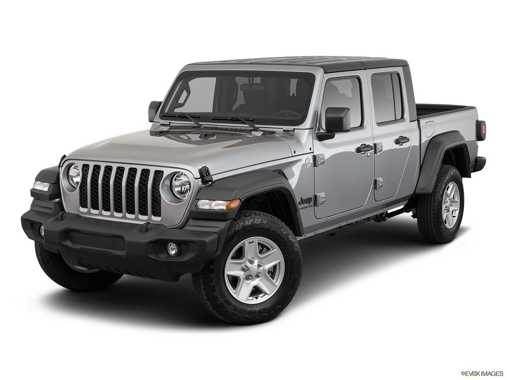 Jeep Gladiator 2020, Kuwait