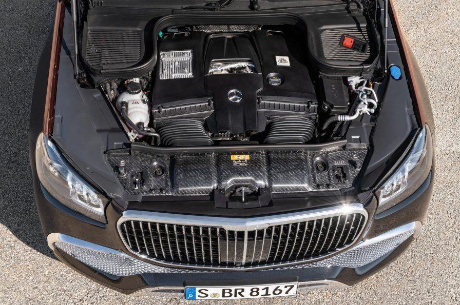 Mercedes-Benz Maybach GLS 2020, Bahrain