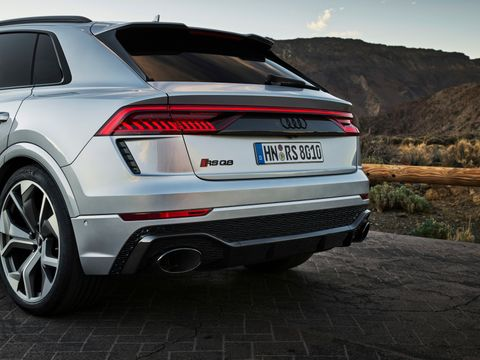 Audi Rs Q8 2020 4 0 Tfsi V8 Quattro In Saudi Arabia New Car Prices Specs Reviews Amp Photos Yallamotor