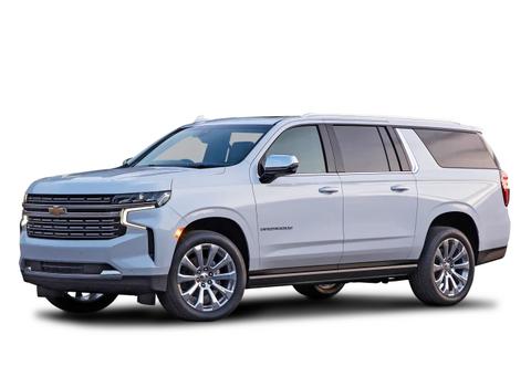 Chevrolet Suburban 2021, Saudi Arabia