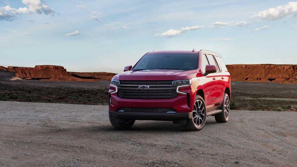 Chevrolet Tahoe 2021, United Arab Emirates