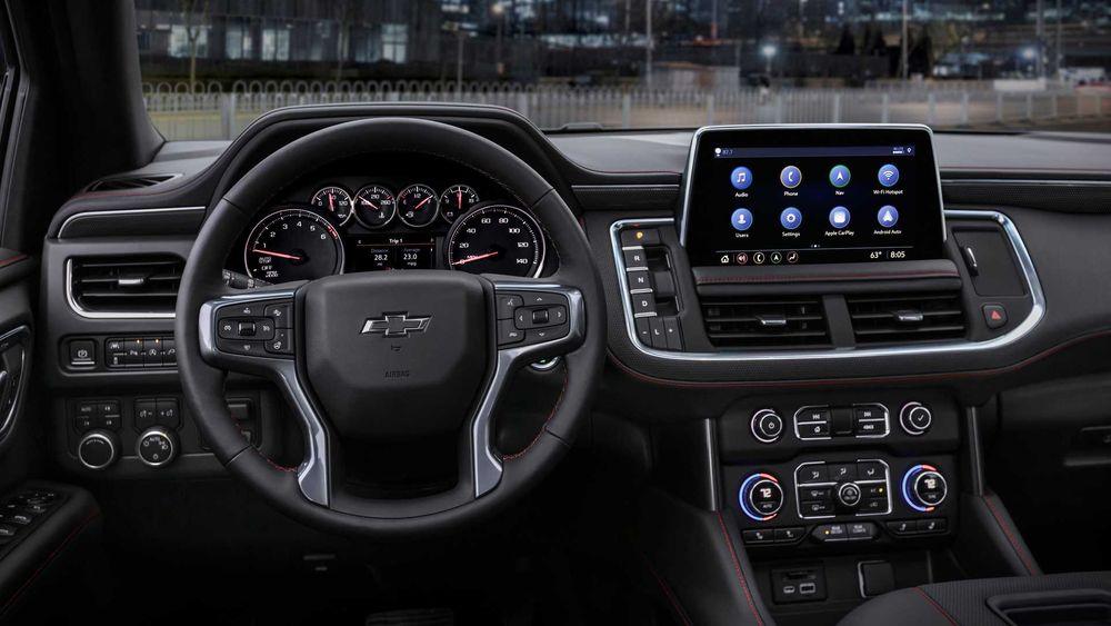 Chevrolet Tahoe 2021, Saudi Arabia