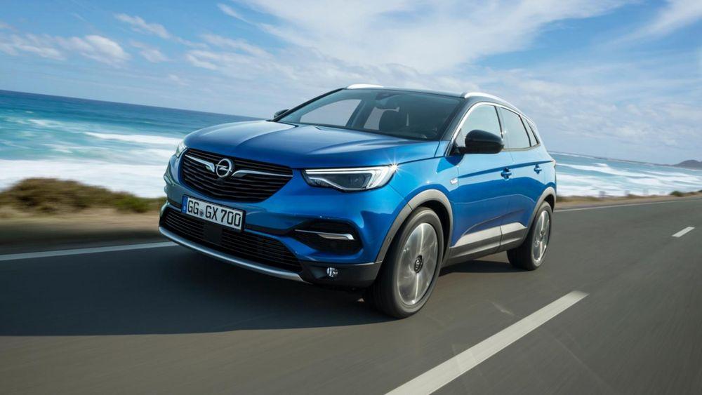 Opel Grandland X 2020, Egypt