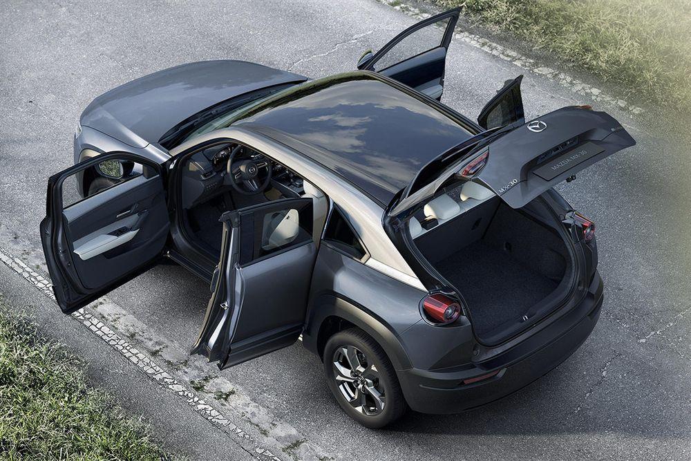 Mazda MX-30 2021, Bahrain