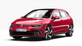 فولكس فاجن Golf GTI 2021, bahrain