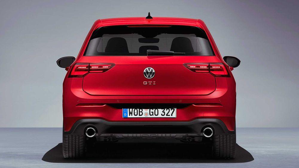 Volkswagen Golf GTI 2021, Bahrain