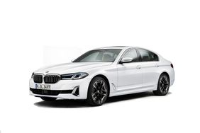 BMW 5 Series 2021, Oman