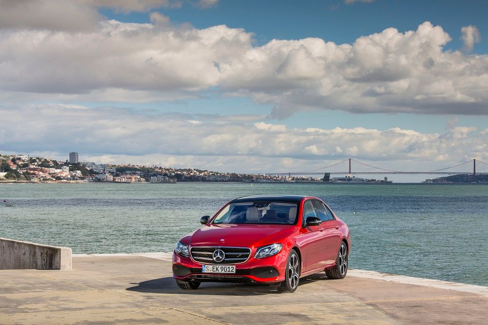 Mercedes-Benz E-Class Saloon 2021, Bahrain