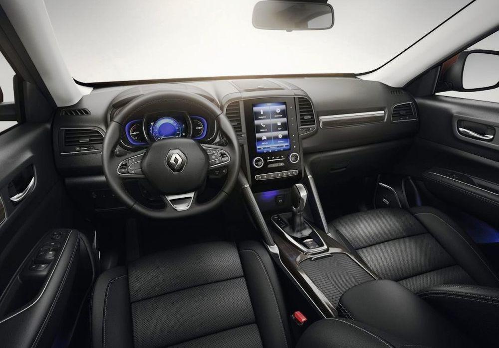 Renault Koleos 2021, Qatar
