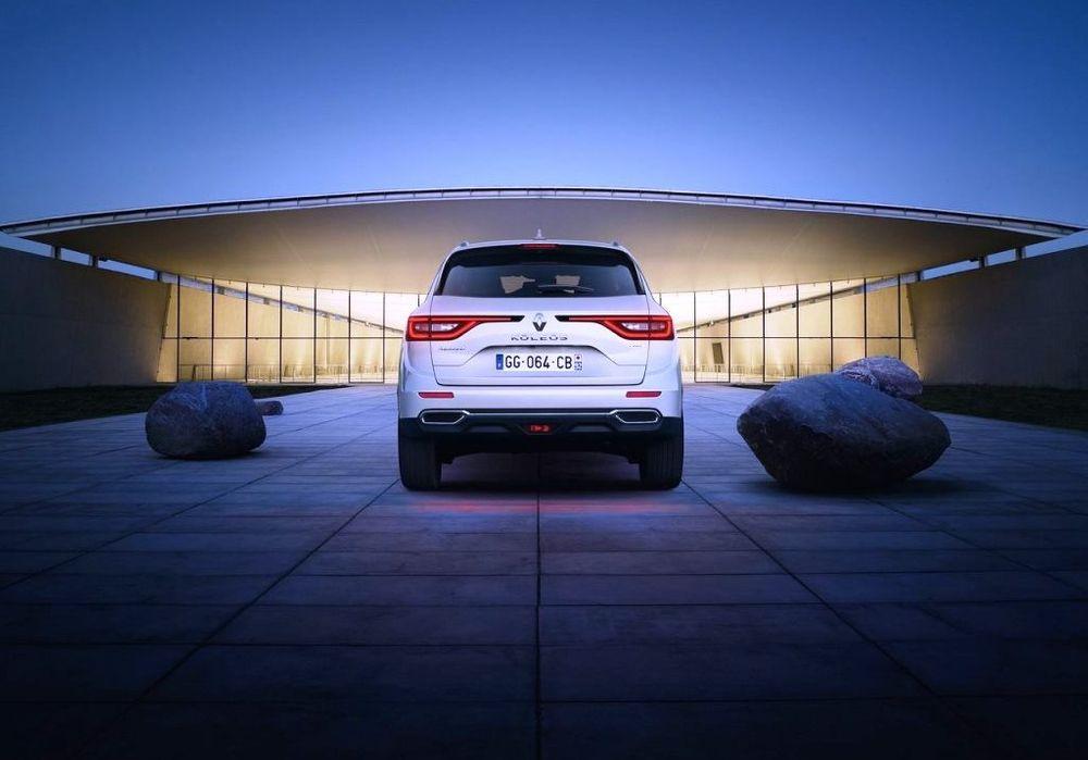 Renault Koleos 2021, United Arab Emirates