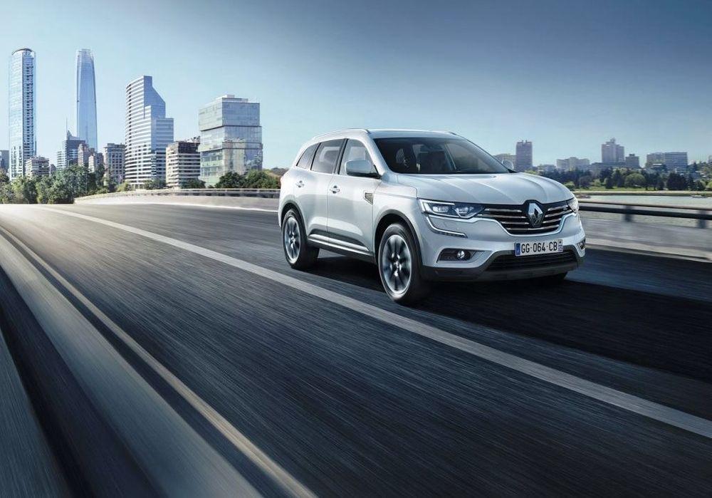 Renault Koleos 2021, Kuwait