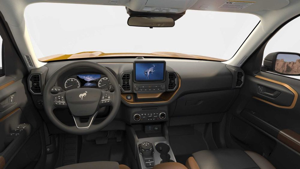 Ford Bronco Sport 2021, Oman