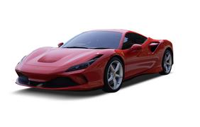 Ferrari F8 Tributo 2020, United Arab Emirates