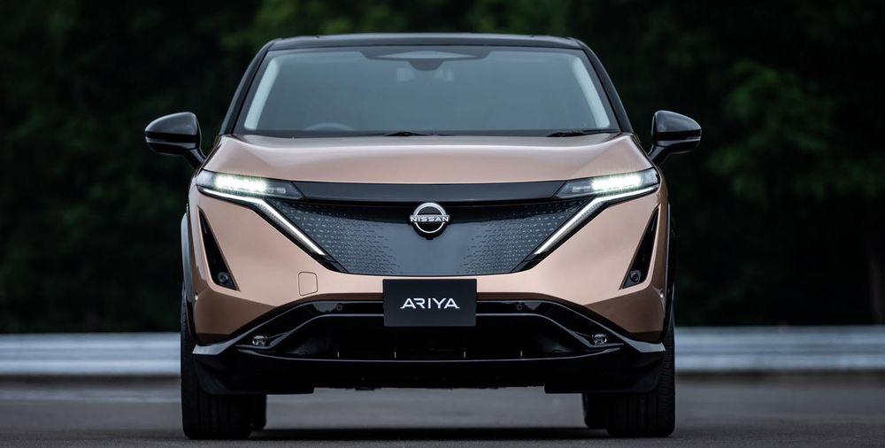 Nissan Ariya 2021, Kuwait